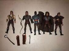 Robin Hood Prince of Thieves by Kenner figure lot