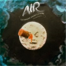 Air-Le Voyage Dans La Lune CD with DVD NEW