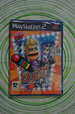 Buzz pop quiz ps2 pal NUOVO