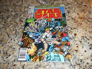 STAR WARS # 2 MINT! NEWSSTAND 1977 BEAUTIFUL BOOK!