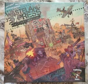 Wasteland Express Delivery Service Board Game *NEW*
