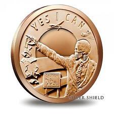 2017 Silver Shield 7 Sins of Obama 1 oz .999 Copper BU Round USA Bullion Coin