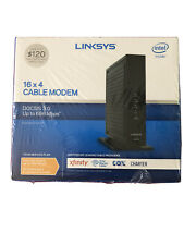 Linksys (CM3016) Docsis 3.0 16x4 Cable Modem
