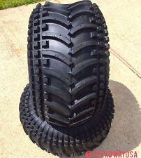2 - (PAIR) 25x12.00-9 D930 ATV Stryker Tires Tire 25x12-9 25/12-9 Free Shipping