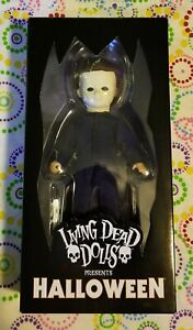 Living Dead Dolls Halloween 2018 Mezco Michael Myers Sealed and Best Price Here!