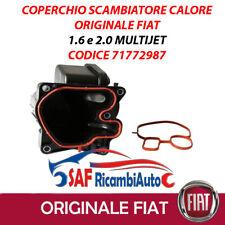 71772987 Coperchio Scambiatore Calore e EGR FIAT Alfa Romeo Lancia 1.6 Multijet