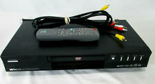 Hitachi DV-P315U DVD Player Remote & Cable