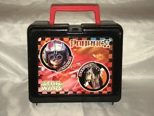 Vintage Star Wars Podrace Plastic Lunch Box No Thermos