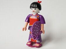 Playmobil Sobres Sorpresa Series 12 Chicas Ref 9242 Mujer Japonesa, Geisha