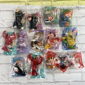 14 McDonald's Happy Meal Toys Ty Teeniest Beanie Boo's 1998 - 2017