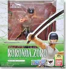 New Bandai Figuarts Zero One Piece Roronoa Zoro Battle Ver. From Japan