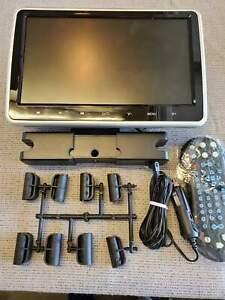 10.1 Inch HD Digital Multimedia  Monitor Super-thin Car Headrest Dvd Player