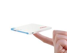 Ultra Slim Portable Safe Wallet Pocket Power Card Bank External Mini Battery New