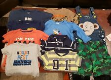 Large Lot Baby boy clothes 12-24 months - 29 pieces
