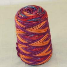 AIP 500gr Cone Yarn Chunky Hand Knitting Colorful Elegant Scarves Stole Shawl 01