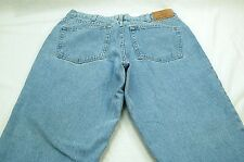 Eddie Bauer Men's 33 x 28 (TAGGED 36x30) Relaxed Denim Jeans - STAINS #R284