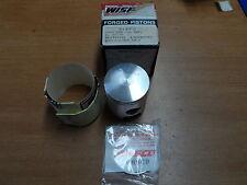 NOS Wiseco Piston And Rings Kit O/S 0.20 1977-1978 Suzuki RM100B Part # 414P2