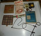 Vintage+LOT+Magic+Trick+Puzzles+Thumb+Tip+Nickels+%26+Dimes+Wriggley%27s+Snappy+Gum+