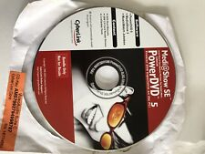 CyberLink PowerDVD 5 for PC with CD-key