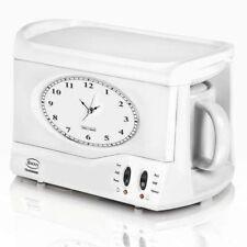 Swan STM201N Vintage Teasmade 0.6L Tea Maker - White