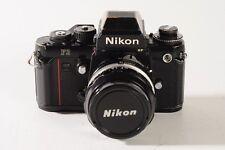 Nikon F3 35mm Film Camera with Nikon 24mm Lens