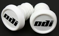 ODI Push-In Bike Handlebar End Plugs / Caps fits Flanged Flangeless Grips 1-Pair