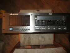 Alesis Adat 8 Track Recorder Uses Vhs tapes