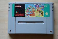 SNES-Hanna Barbera 's turbo Toons para Super Nintendo