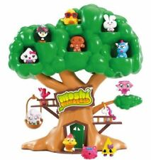 Moshi Monsters Moshling Treehouse Collectible Figure Display Playset Toy