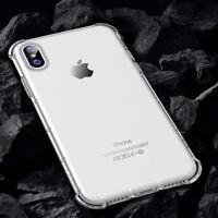 Coque de Protection Etui pour iPhone X 10 Transparent Clair TPU Ultra-Mince