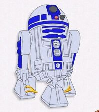 R2-D2 Machine Embroidery pattern Star Wars Design Digital Embroidery files Lego