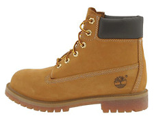 TIMBERLAND 6 INCH PREMIUM BOOT WHEAT (TAN) GIRLS, LADIES UK SIZE 3 TO 6.5