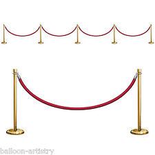 Hollywood premios Scene Setter Prop-stanchions Y Cuerda