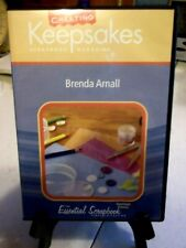 Scrapbooking Video DVD Brenda Arnall Keepsakes