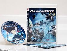 BLACKSITE / BLACKSITE  - dt. Version -  °Playstation 3 Spiel°