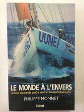 LE MONDE A L'ENVERS AUTOUR CONTRE VENTS COURANT DOMINANT 2000 MONNET ILLUSTRE