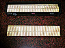 LASER CUT WOOD FLOOR FOR ACCURAIL HO SCALE 41' GONDOLA