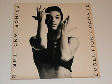 PRINCE AND THE REVOLUTION parade Lp RECORD GATEFOLD KISS