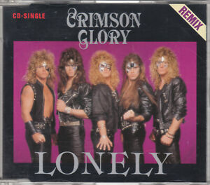 Crimson Glory - Lonely CD Single