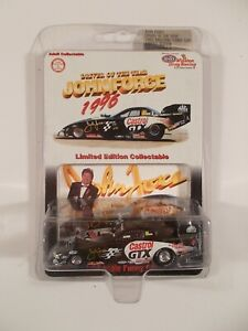 Action 1/64 NHRA 1996 Mustang Funny Car Driver of the Year John Force