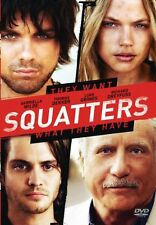 Squatters DVD 2014 Thomas Dekker, Gabriella Wilde, Luke Grimes, Richard Dreyfuss