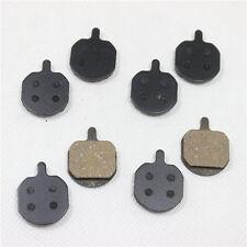 4pairs Mew Bike Disc Brake Pads For HAYES- Sole, MX2, MX3, MX4, MX5, CX5, JAK-5