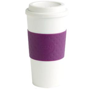 Copco, Plum Acadia Travel Mug, 16-Ounce