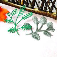 branch metal cutting dies stencil scrapbook album paper embossing craft