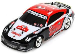 Auto Radiocomandata WLtoys K969 1/28 2.4G 4WD spazzolato RC Drift Car 30Km/h