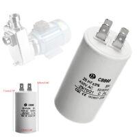 CBB60-25UF 450VAC 50Hz/60Hz Starting Gasoline Generator Power Capacitor CQC