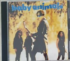 Baby Animals - Self Titled CD Cat No. 210022 Australia