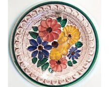 BAY Keramik Fat Lava XL Teller Obstschale Wandteller West German Pottery