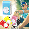 Mini Clip Metal USB Reproductores MP3 Player Support Micro SD TF Card Music