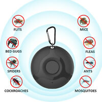 Portable USB Ultrasonic Pest Repeller Bird Repeller Mosquito Killer Repellent